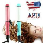 USA FAST- 2 in 1 - Curler & Straightener Hot Hair Iron curli