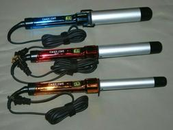 """Lot 3 NEW BED HEAD1"""" 1 1/4"""" 1 1/2"""" Curling Irons Curly Pop T"""