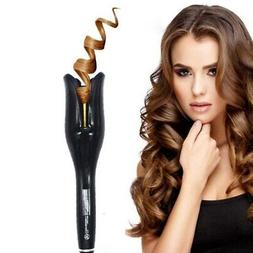 Magic Automatic Magic Hair Curler Curling Iron Wand Roller W