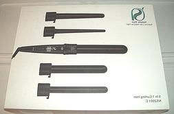 Natalie Styx 5 in 1 Curling Iron Interchangeable Set NS2001