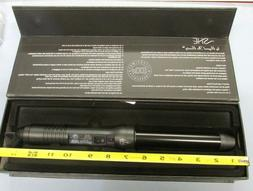 NEW IN BOX BEYOND THE BEAUTY VOLUME 25mm SHE WAND CURLING IR