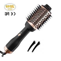 One Step Hair <font><b>Dryer</b></font> Brush and Volumizer