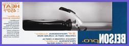 Belson Pro Accusilver Ceramic Digital Curling Iron
