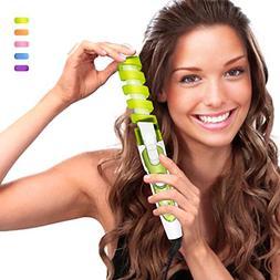 SexyBeauty Professional Portable Hair Salon Spiral Curl Cera