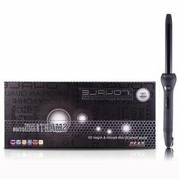 Royale Smart Digital 19mm Curling Iron Wand With Cool Tip -