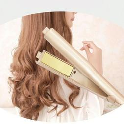 Simplee Beautee Straight + Curl 2-in-1 Styler/Straightener &