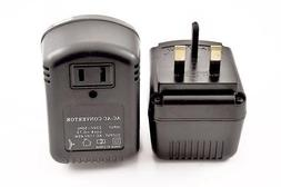 VM 45UK USA to UK Travel Voltage Converter for UK for Using