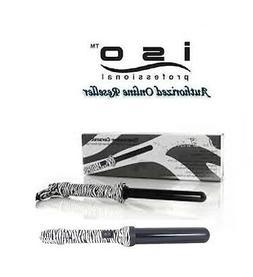 ISO Beauty Zebra Twister Curler Curling Iron Wand -  CHOOSE